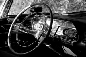 volante d'epoca